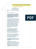 CALCULO E INTERPRETACIÓN DE INDICADORES FINANCIEROS