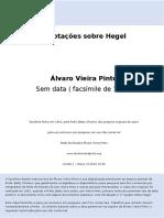 Álvaro Vieira Pinto - Anotações sobre Hegel (Facsímile de 1961)-ISEB (1961).pdf