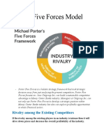 The Five Forces Model.docx