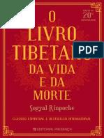 O Livro Tibetano da Vida e da Morte - Sogyal Rinpoche.pdf