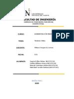 Examen Final_Administración Financiera_GrupoNº 2