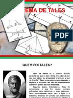 TALES E SEMELHANÇAS 1