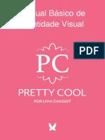 Manual Básico de Identidade Visual - PrettyCool