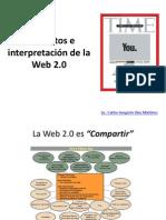 Conceptos e interpretación de la Web 2.0