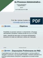 AULA 10  - Processo Disciplinar UniGrande.pptx