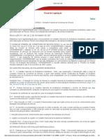 Diário das Leis-Cadastro Nacional de Avaliadores Imobiliários.