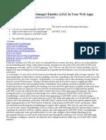 asp.net script manager ajax article