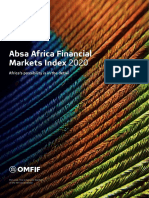 Absa Africa Financial Market Index