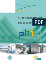 Atlas Pluviometrico Ecuador