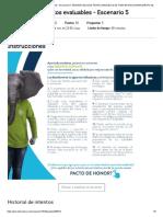 Actividad - Escenario 5_MODELOS DE TOMA DE DECISIONES
