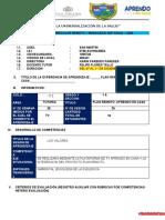 MODELO DE PLANIFICACION SEMANAL DOCENTE (1) (1)