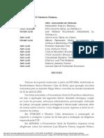 Inq 4831 - Decisão Monocrática