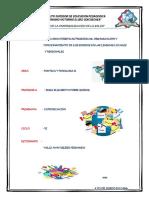 LAS CARACTERÍSTICAS PROSÓDICAS, ORGANIZACIÓN Y FUNCIONAMIENTO DE LOS SONIDOS EN LAS LENGUAS LOCALES Y REGIONALES