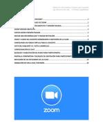 Zoom capacitación