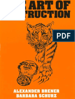 Alexander Brener, Barbara Schurz - The Art of Destruction-Blossom vs. Fruit SAMIZDAT (2005).pdf
