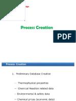 Process Creation Lecture, University of Gujrat. Malik Nasir