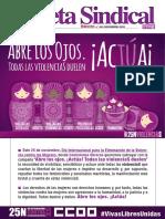 Gaceta Sindical nº 44_25N