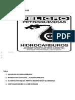 Teoría de Hidrocarburos