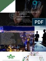 Aspectos clave para formalizar tu empresa