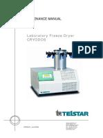 Telstar_Cryodos_-_Service_manual