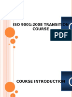 ISO 9001 2008 transition QCT