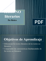 LENGUAJE  - textos no literario - 5 BASICO.pptx