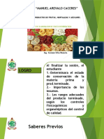 Nº 11 Elaboracion de Frutas Deshidratadas- CASR