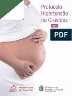 protocolo hipertensao na gravidez