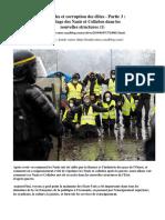 Magouilles Et Corruption Des Élites - Recyclage Des Nazis Et Collabos Dans Les Nouvelles Structures - Donde Vamos