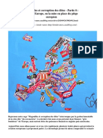 Magouilles Et Corruption Des Élites - Avant l'Europe, Ou La Mise en Place Du Piège Européen - Donde Vamos