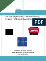 sales promotion Dissertation