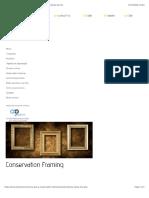 ArtProtect produtos para conservação preventiva de obras de arte