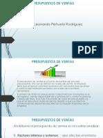 PRESUPUESTOS DE VENTAS (1)