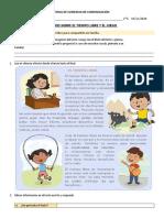 FICHA DE EVIDENCIA DE COMUNICACIÓN