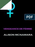 Vengeance de femme - Alison McNamara