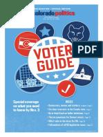 Colorado Politics Voter Guide 100220