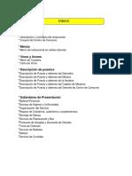 Servicio - Manual