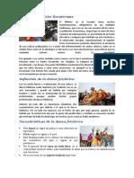 Historia, defincion, caracteristicas del Folclor Ecuatoriano