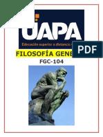 FGC-104 UNIDAD VIII. FILOSOFÍA CRISTIANA Y MEDIEVAL