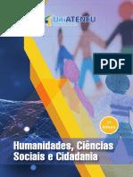 Humanidades, ciências sociais e cidadan - UNI 4