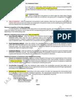 Appendix Installment Sales 2020