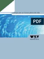 Turbinas Wasserkraft Volk AG