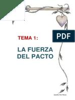 001 LECCION 1 - La fuerza del Pacto