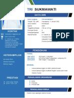 CV TERBARU 2020