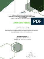 CASO PRACTICO DE AMPARO