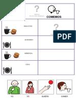 pictogramas alimentacion   Agus