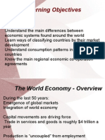 CHAP 2 GLOBAL ECONOMIC ENVIRONMENT