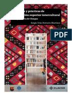 Discursos y prácticas de la educación superior intercultural. La experiencia de Chiapas