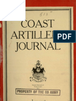 Coast Artillery Journal - Jan 1926