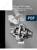 Falk True Torque Fluid Couplings